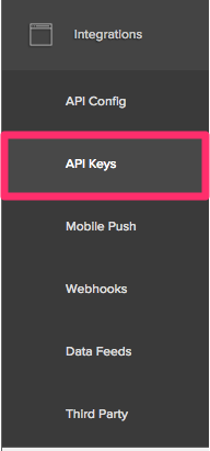 API Overview and Sample Payloads – Iterable Support Center